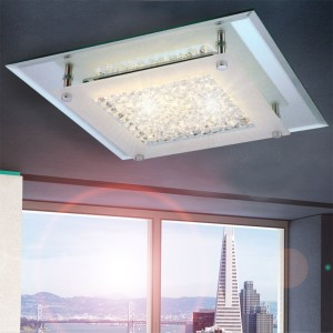 LED Deckenleuchte Popup